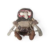 Мягкие игрушки ручной работы. Ярмарка Мастеров - ручная работа Мягкие игрушки: Яга.. Handmade.