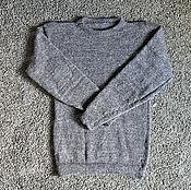Одежда handmade. Livemaster - original item Sweater knitted of 100% sheep wool (No. №26). Handmade.