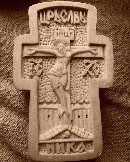 Иконы ручной работы. Ярмарка Мастеров - ручная работа. Купить Дароносица. Handmade. Православный крест, деревянный крест, праздничный крест