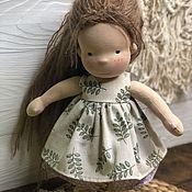 Вальдорфские куклы и звери ручной работы. Ярмарка Мастеров - ручная работа Вальдорфская куколка, 40 см. Handmade.