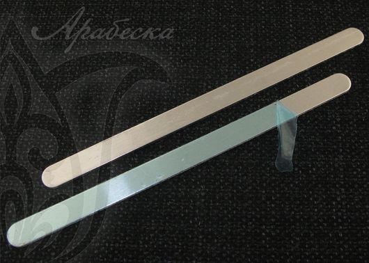 Заготовка для браслета алюминий 9.5х150мм  Impress Art (Китай)