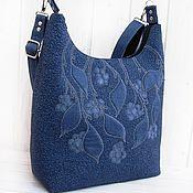 Сумки и аксессуары handmade. Livemaster - original item Crossbody bag: The snowberry. Handmade.