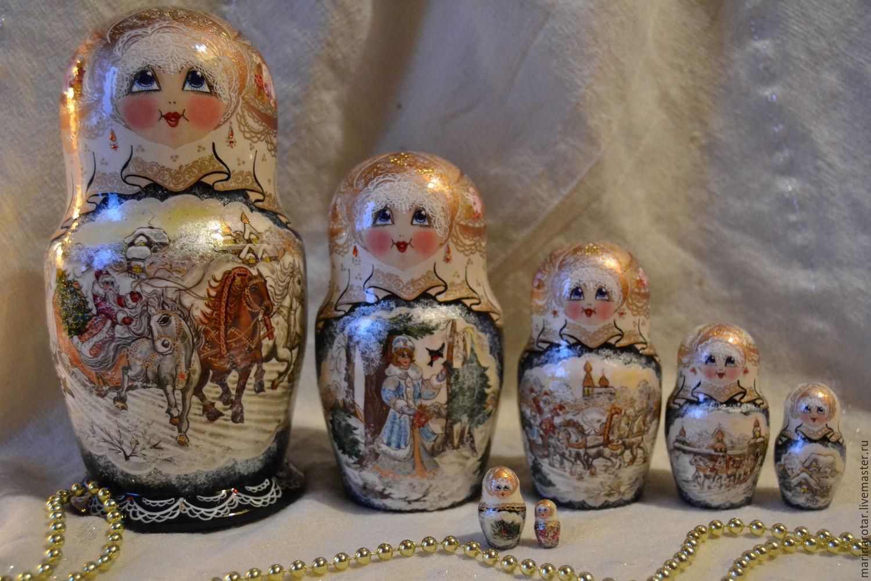 Christmas tale%#%7 seats, Dolls1, Sergiev Posad,  Фото №1