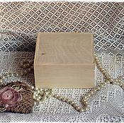 Материалы для творчества ручной работы. Ярмарка Мастеров - ручная работа Шкатулка коробочка. Handmade.