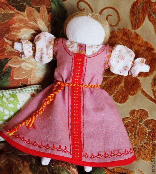Сувениры ручной работы. Ярмарка Мастеров - ручная работа. Купить Куколка для сна. Handmade. Комбинированный, кукла ручной работы, лён