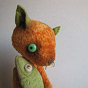 Куклы и игрушки handmade. Livemaster - original item Fish day. Handmade.