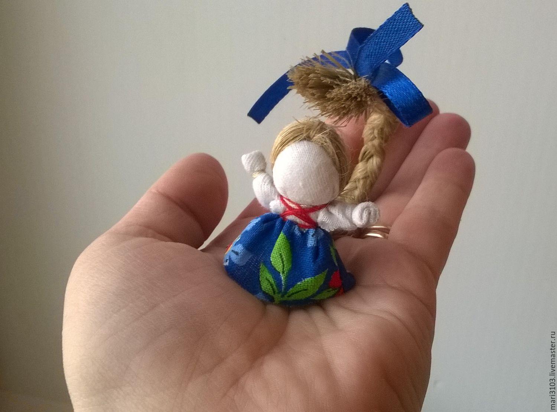 Кукла -оберег на счастье: мастер-класс по изготовлению своими руками 21