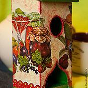 """Для дома и интерьера ручной работы. Ярмарка Мастеров - ручная работа """"Вареньеце"""" Чайный домик. Handmade."""