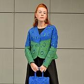 """Одежда ручной работы. Ярмарка Мастеров - ручная работа Куртка """"Луномания"""". Handmade."""