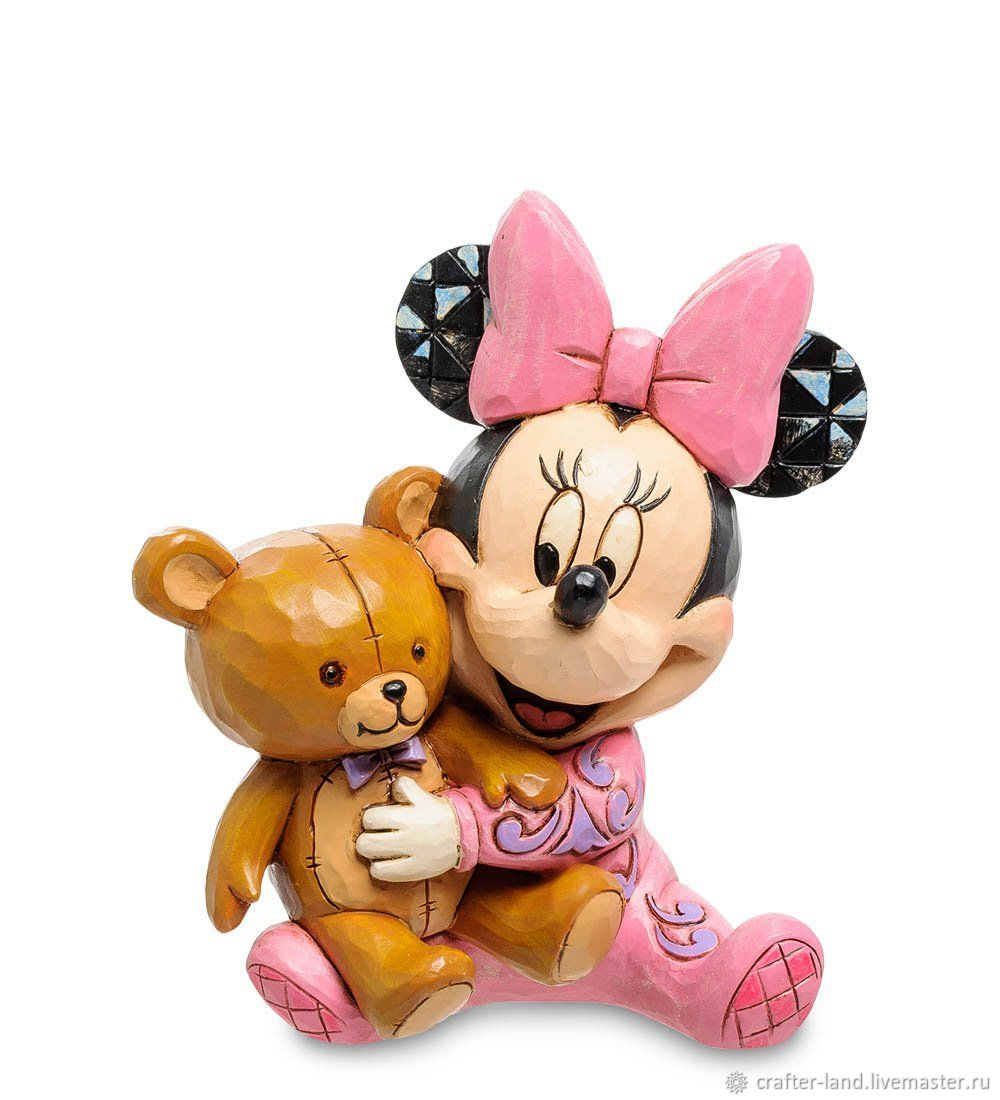 Minnie mouse silicone mold (3D), Form, Istra,  Фото №1