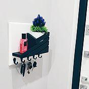 Для дома и интерьера handmade. Livemaster - original item Key holders wall mounted for the hallway. Handmade.