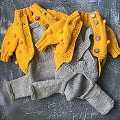 Одежда для питомцев ручной работы. Ярмарка Мастеров - ручная работа Кардиган и штаны это идеальный комплект. Handmade.
