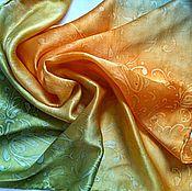 Аксессуары handmade. Livemaster - original item Batik handkerchief