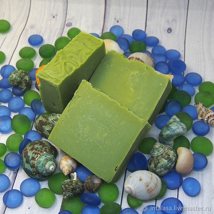 Aleppo soap. 20% Laurel oil