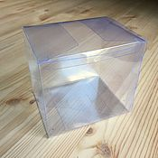 Коробки ручной работы. Ярмарка Мастеров - ручная работа Коробка пластиковая под кружку/подарок. Handmade.