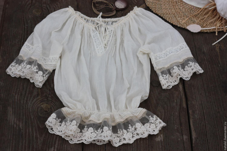 Блузка с кулиской доставка