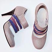 Обувь ручной работы handmade. Livemaster - original item Summer ankle boots