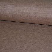 """Материалы для творчества ручной работы. Ярмарка Мастеров - ручная работа ОСТ: 0,5м  3,5м  Лён с полиэстером  """"Какао"""" мягкий. Handmade."""