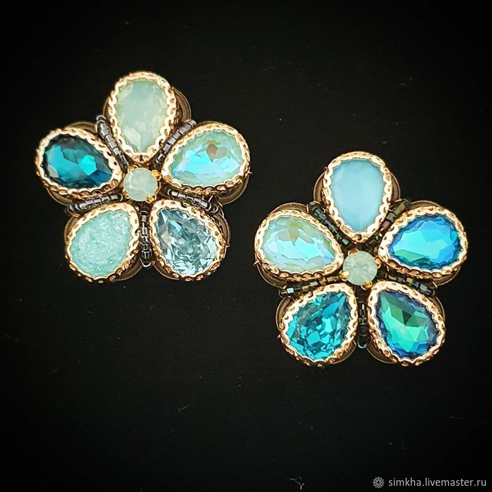 Paired brooches, Jewelry Sets, Netanya,  Фото №1