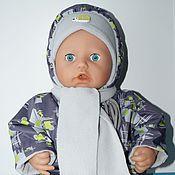 Куклы и игрушки ручной работы. Ярмарка Мастеров - ручная работа Комплект прогулочной одежды для беби Анабель мальчика (Baby Annabell). Handmade.