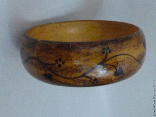 Браслеты ручной работы. Ярмарка Мастеров - ручная работа. Купить Деревянный браслет. Handmade. Деревянный браслет, ручная работа, дерево
