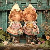 Куклы и пупсы ручной работы. Ярмарка Мастеров - ручная работа На розовой улице.... Handmade.