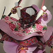 """Куклы и игрушки ручной работы. Ярмарка Мастеров - ручная работа Кукла """" Колокольчик"""" на добрые вести. Handmade."""