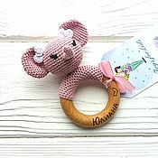 Куклы и игрушки handmade. Livemaster - original item Teether