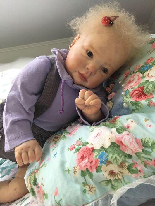 Куклы-младенцы и reborn ручной работы. Ярмарка Мастеров - ручная работа. Купить Хорошая девочка Лиза(кукла Реборн). Handmade.