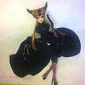 Куклы и игрушки ручной работы. Ярмарка Мастеров - ручная работа Авторская кукла Мирабелла. Handmade.