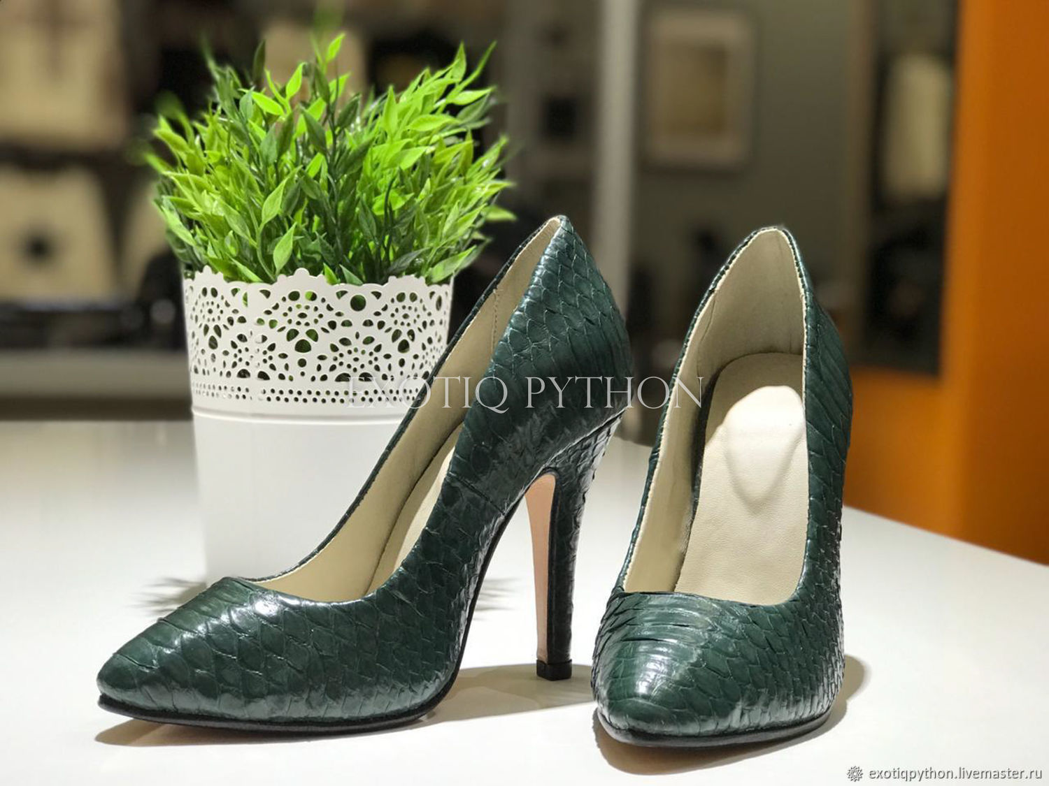 Shoes from Python, Shoes, Moscow,  Фото №1
