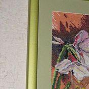 Картины и панно ручной работы. Ярмарка Мастеров - ручная работа Осенние цветы. Handmade.