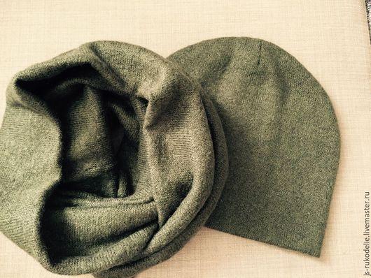 Этническая одежда ручной работы. Ярмарка Мастеров - ручная работа. Купить Комплект: шапка-носок и снуд. Handmade. Шапка женская