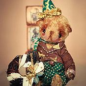 """Куклы и игрушки ручной работы. Ярмарка Мастеров - ручная работа Мишка """"Генри"""". Handmade."""