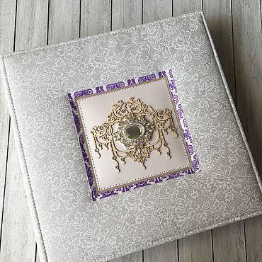 Для дома и интерьера ручной работы. Ярмарка Мастеров - ручная работа Свадебный фотоальбом. Handmade.