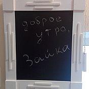 Для дома и интерьера ручной работы. Ярмарка Мастеров - ручная работа Грифельная доска. Handmade.
