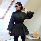 Одежда handmade. Livemaster - original item Insulated coat Minimal. Handmade.