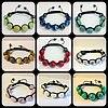 Bracelets Shambala/Браслеты Шамбала (la-cebra) - Ярмарка Мастеров - ручная работа, handmade