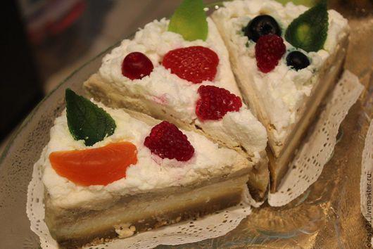 Мыло ручной работы. Ярмарка Мастеров - ручная работа. Купить мыльный торт. Handmade. Комбинированный, торт, День Святого Валентина