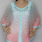Одежда handmade. Livemaster - original item Jacket silk