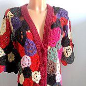 Одежда handmade. Livemaster - original item Cardigan. Handmade.