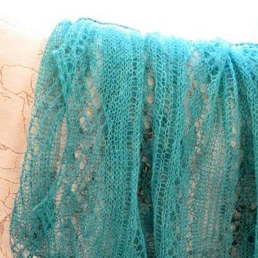 Accessories handmade. Livemaster - original item The Maltese shawl color selection. Handmade.