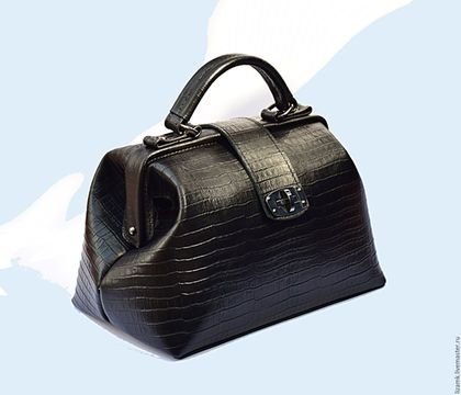 сумка женская, сумочка на фермуаре