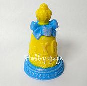 Материалы для творчества handmade. Livemaster - original item Silicone mold for soap Bell.. Handmade.