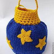 """Работы для детей, ручной работы. Ярмарка Мастеров - ручная работа Шапка """"Ёлочная игрушка"""". Handmade."""