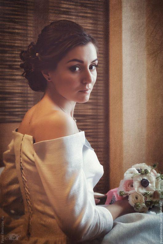 Фото-работы ручной работы. Ярмарка Мастеров - ручная работа. Купить Невеста. Handmade. Белый, фотосессия, фотосессия в люберцах
