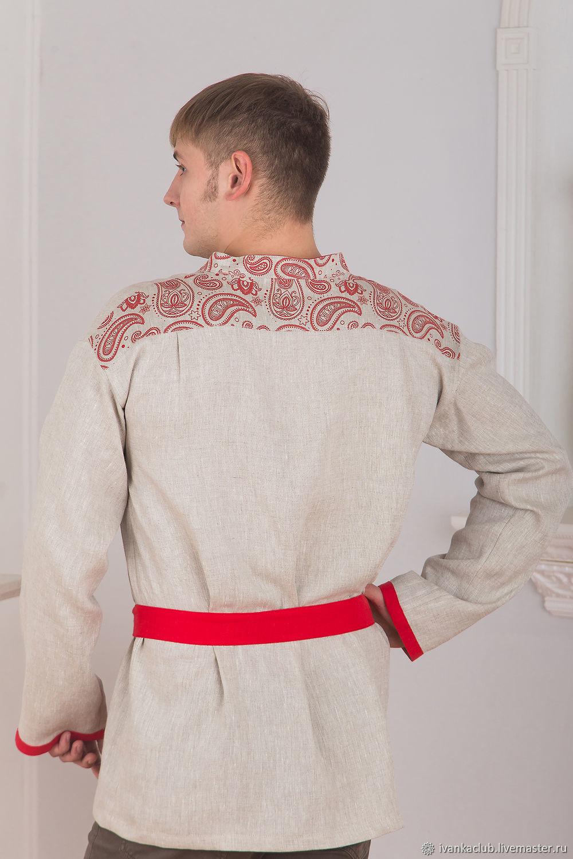 модели русской мужской рубахи картинки современного