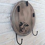 Для дома и интерьера handmade. Livemaster - original item Note board Wall Hanger Gift for March 8. Handmade.