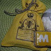 Материалы для творчества ручной работы. Ярмарка Мастеров - ручная работа Мешочек из льна или хлопка. Handmade.