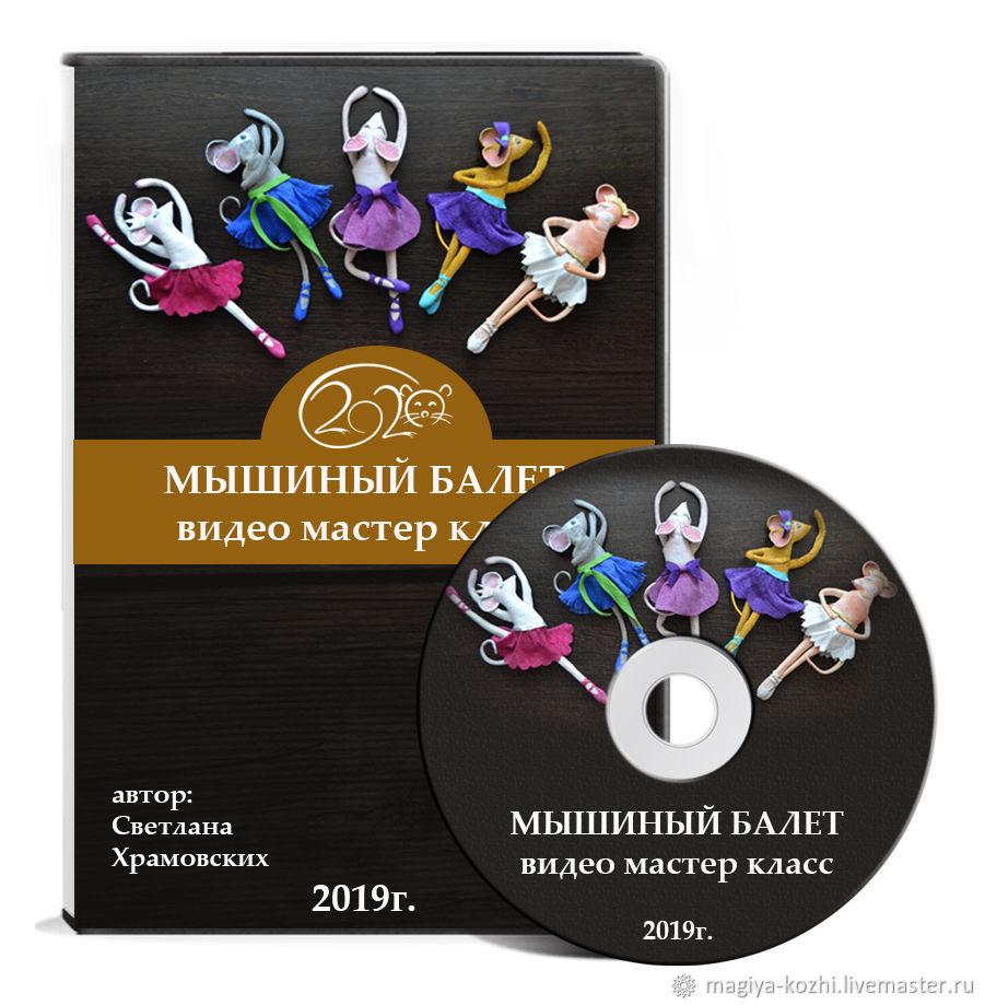 "Видео мастер класс ""Мышиный балет"", Материалы, Братск, Фото №1"